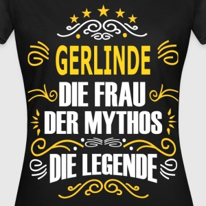 GERLINDE T-Shirts - Frauen T-Shirt
