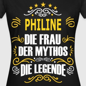 PHILINE T-Shirts - Frauen T-Shirt