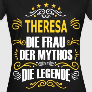 THERESA T-Shirts - Frauen T-Shirt