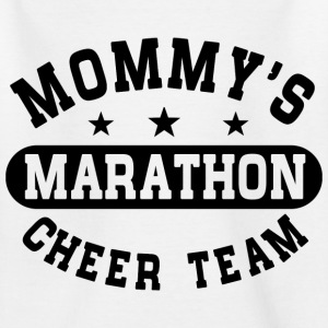 Marathon Cheer Team T-Shirts - Kinder T-Shirt