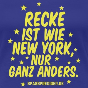 Recke T-Shirts - Frauen Premium T-Shirt