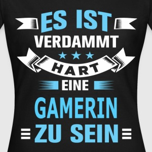 GAMERIN T-Shirts - Frauen T-Shirt