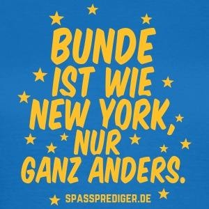 Bunde T-Shirts - Frauen T-Shirt