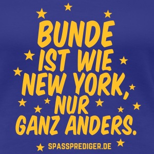 Bunde T-Shirts - Frauen Premium T-Shirt
