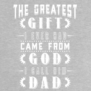 Gift God Dad Baby T-Shirts - Baby T-Shirt