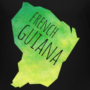 French Guiana T-Shirts - Kinder Premium T-Shirt