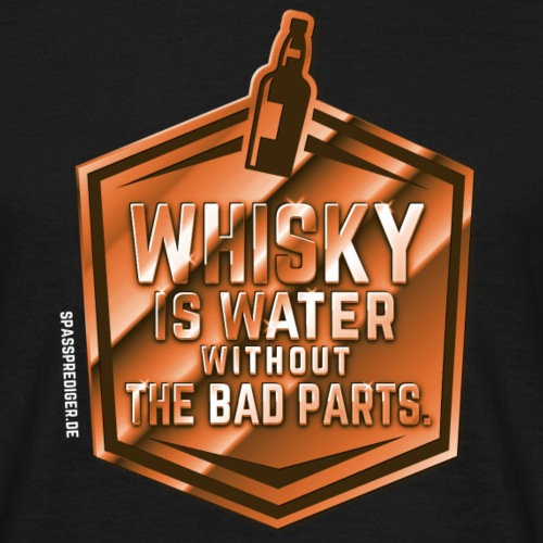 Whisky is Water