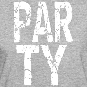 Party weiß T-Shirts - Frauen Bio-T-Shirt