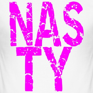Nasty pink T-Shirts - Männer Slim Fit T-Shirt