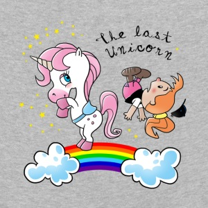 the last unicorn einhorn - Kinder Premium Langarmshirt