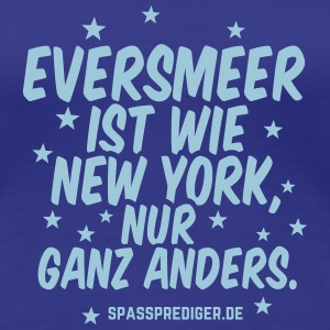Eversmeer T-Shirts - Frauen Premium T-Shirt