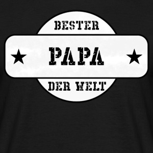 suchbegriff 39 bester papa der welt 39 t shirts online. Black Bedroom Furniture Sets. Home Design Ideas