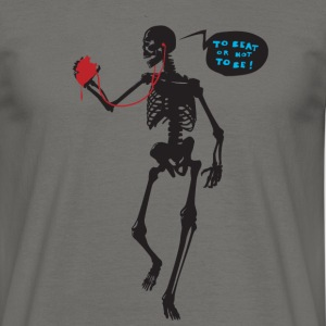 Skeleton Dance - T-shirt Homme