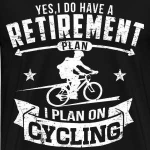 Cycling Retirement T-Shirts - Männer Premium T-Shirt