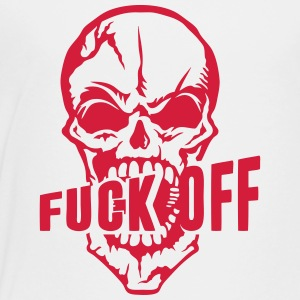fuck off insulte tete mort citation   Tee shirts - T-shirt Premium Enfant