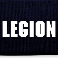 Diseño ~ Gorro LEGION winter