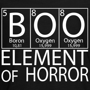 Halloween Boo Element of Horror - Teenager Premium Langarmshirt