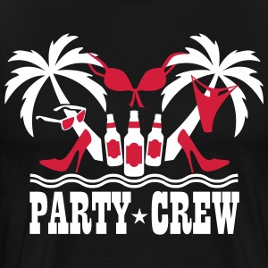Party Crew Insel Urlaub Sex Boys Girls on Tour T-S - Männer Premium T-Shirt