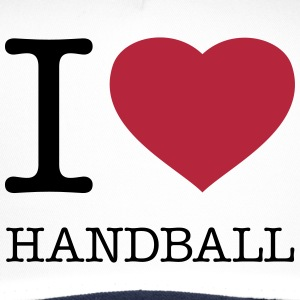 I LOVE HANDBALL - Trucker Cap
