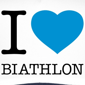 I LOVE BIATHLON - Trucker Cap