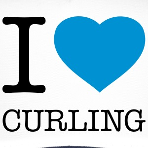 I LOVE CURLING - Trucker Cap