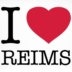 I LOVE REIMS - Trucker Cap