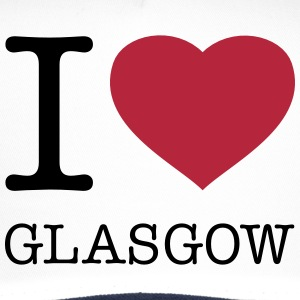 I LOVE GLASGOW - Trucker Cap