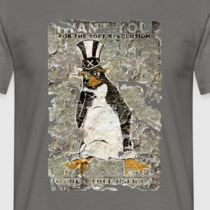Uncle Tux - T-shirt Homme