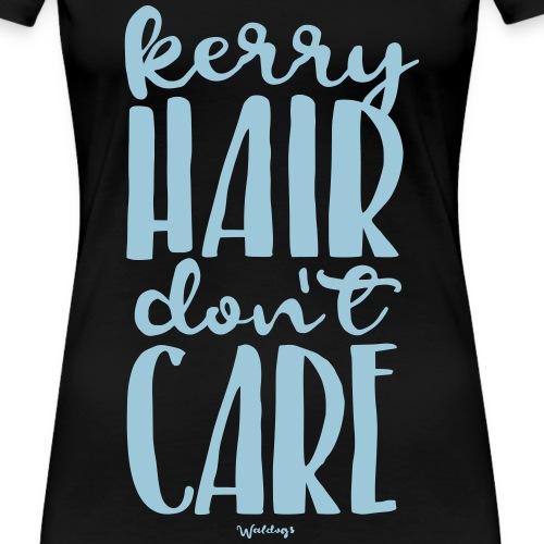 Kerry Blue Terrier Hair