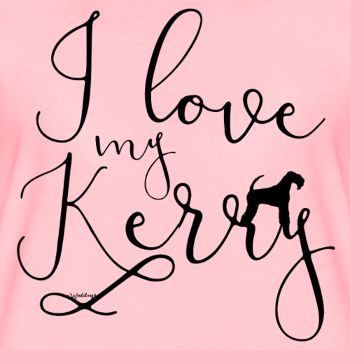 Kerry Blue Terrier Love