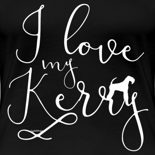 Kerry Blue Terrier Love 2