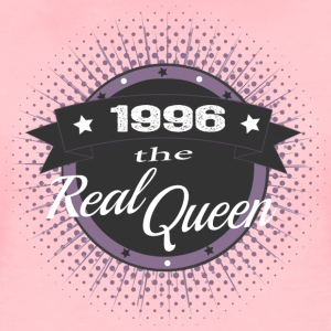 The Real Queen 1996 T-Shirts - Women's Premium T-Shirt