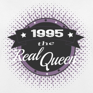 The Real Queen 1995 T-Shirts - Frauen Oversize T-Shirt