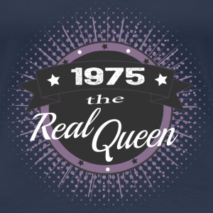 The Real Queen 1975 T-Shirts - Frauen Premium T-Shirt
