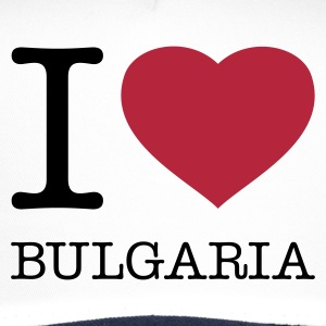 I LOVE BULGARIA - Trucker Cap