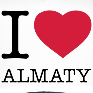 I LOVE ALMATY - Trucker Cap