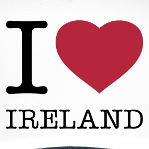 I LOVE IRELAND - Trucker Cap
