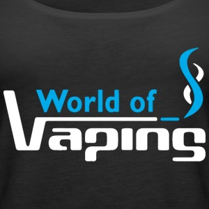 World of Vaping - Frauen Premium Tank Top