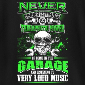 Never underestimate a mechanic - EN Baby Long Sleeve Shirts - Baby Long Sleeve T-Shirt
