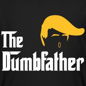 The Dumbfather Donald T-Shirts - Männer Bio-T-Shirt