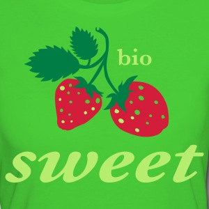sweet strawberry - Frauen Bio-T-Shirt