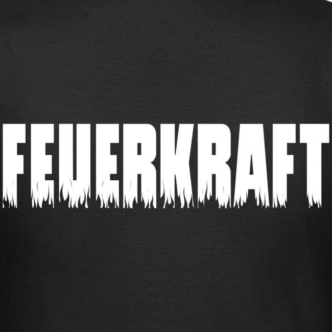 Lady Shirt FK-Flammen vorne, Schriftzug hinten