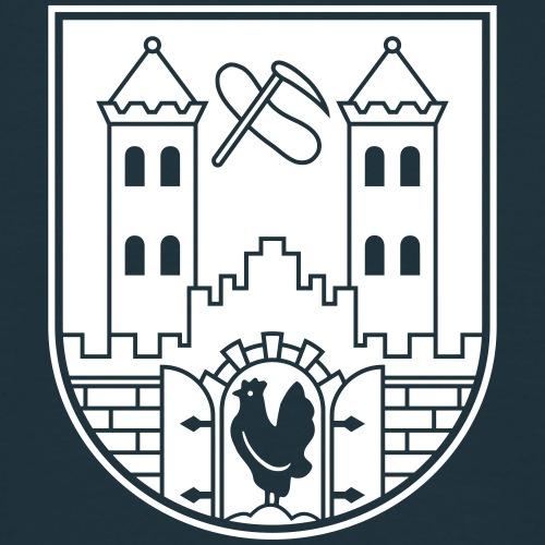 Suhl Wappen (weiß)