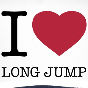 I LOVE LONG JUMP Kepsar & mössor - Trucker Cap