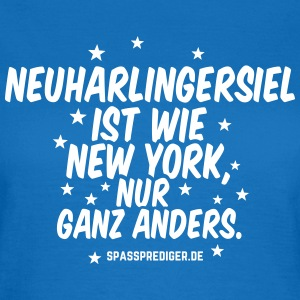 Neuharlingersiel T-Shirts - Frauen T-Shirt