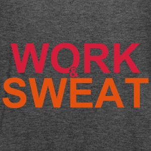 Work & Sweat - Frauen Tank Top von Bella
