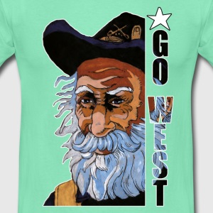 Go West Tee shirts - T-shirt Homme