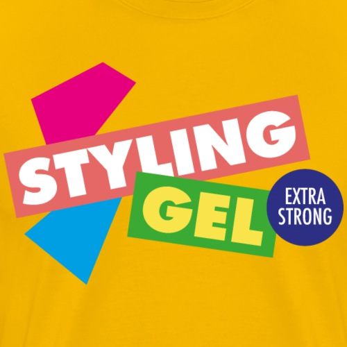 Styling Gel EXTRA STRONG