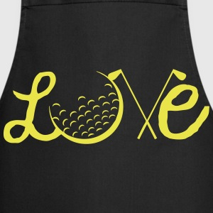 love golf balle club 1005 Tabliers - Tablier de cuisine