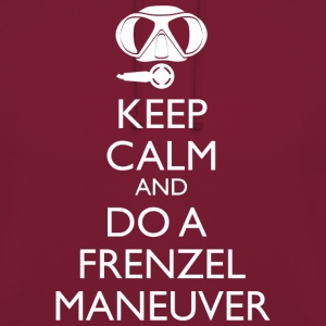Keep Calm and do a Frenzel Maneuver Unisex Hoodie - Unisex Hoodie